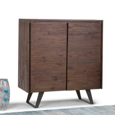 Lowry 2 Door Accent Cabinet - AllModern