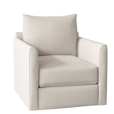 Alice Swivel Armchair - Max Buff - Wayfair