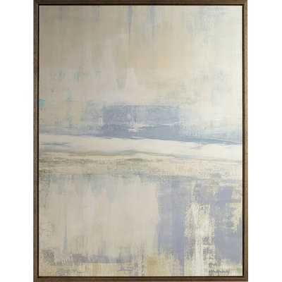 'Mist Abstract' Canvas - Birch Lane