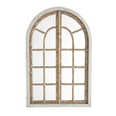 Conservatory Arch Mirror - Wisteria
