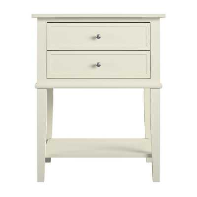 Dmitry End Table With Storage - Wayfair