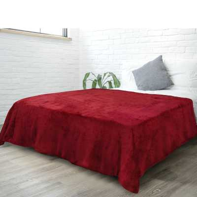 Dichiera Super Soft Plush Luxury Lightweight Fleece Blanket - Wayfair