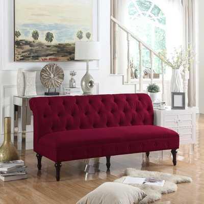 Lauryn Tufted Chesterfield Sofa - Wayfair