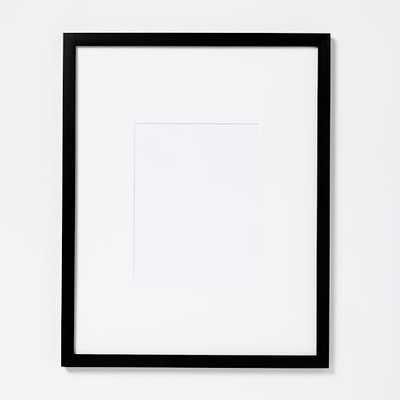 Gallery Frames - Black - West Elm