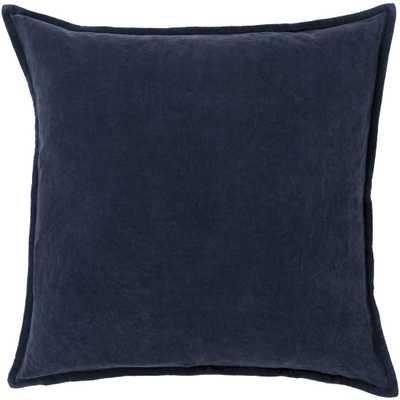 Cotton Velvet CV-001 Pillow Shell with Polyester Insert - Neva Home