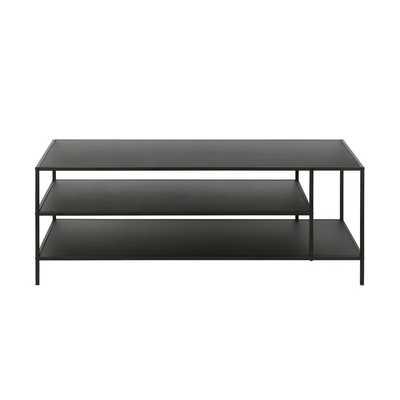 Alphin Coffee Table with Storage - Wayfair