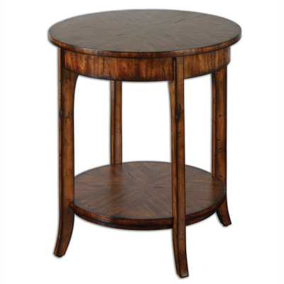 Carmel Lamp Table - Hudsonhill Foundry