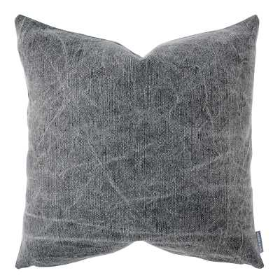 """THOREAU PILLOW WITHOUT INSERT, 22"""" x 22"""" - McGee & Co."""