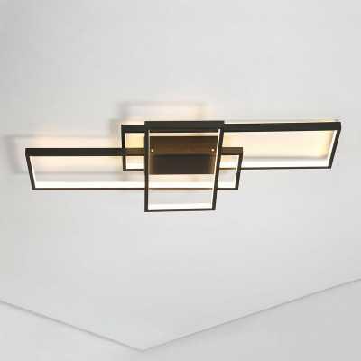 Shoshone 3-Light LED Flush Mount - Wayfair
