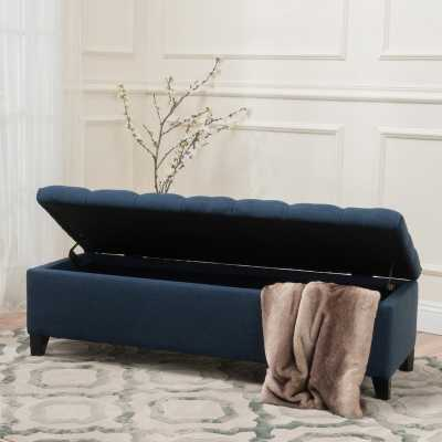Amalfi Upholstered Storage Bench - Wayfair