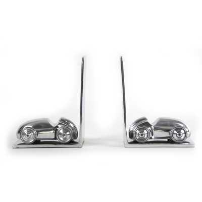 Aluminum Car Bookends - Wayfair