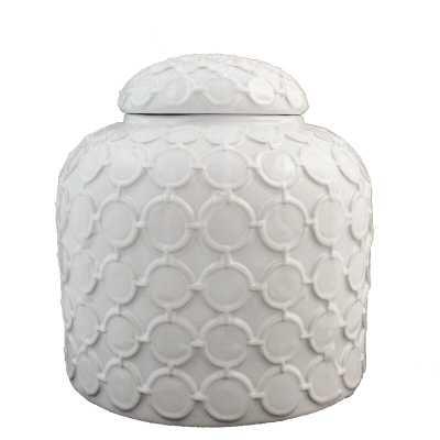 Jace Storage Jar - Wayfair
