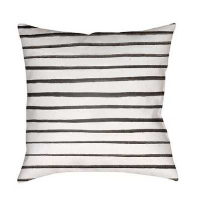 Stripes WRAN-005 - 20x20 - Neva Home