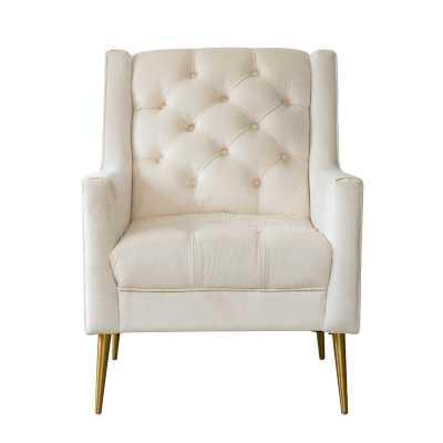 Delvale Wingback Chair - Wayfair