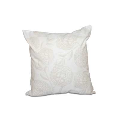 Esther Indoor / Outdoor Floral Throw Pillow - Wayfair