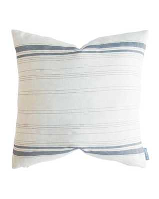 "FRENCH STRIPE PILLOW COVER / 20""x20"" - McGee & Co."