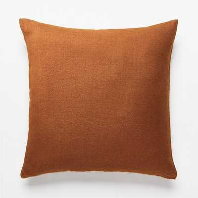 "20"" ALPACA COPPER PILLOW - CB2"