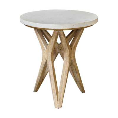 MARNIE ACCENT TABLE - Hudsonhill Foundry