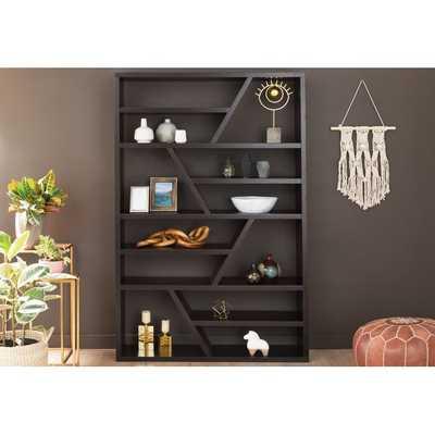 Swarey Geometric Bookcase - AllModern