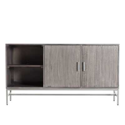 "Connell Storage Media TV Stand for TVs up to 48"" - Wayfair"