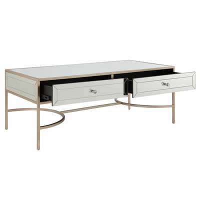 Acme Furniture Wisteria Coffee Table - Hayneedle