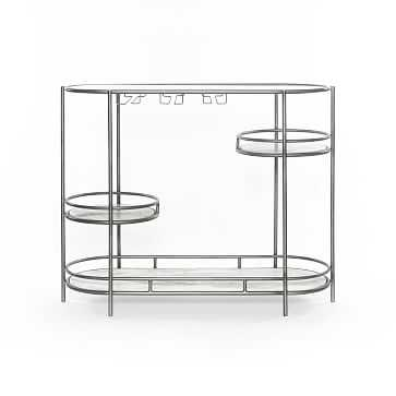 Harden Bar Cart - West Elm