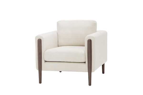 Steen Single Seater Chair in Various Colors design by Nuevo - Burke Decor