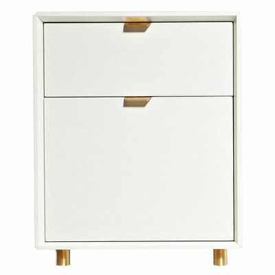 Dang 2 Drawer File Cabinet By Blu Dot - Perigold