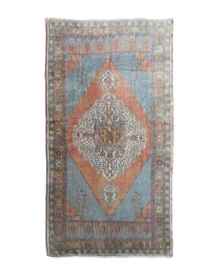 "VINTAGE RUG NO. 69 - 8'2"" x 4'5"" - McGee & Co."