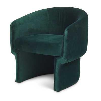 Grannis Barrel Chair - Wayfair