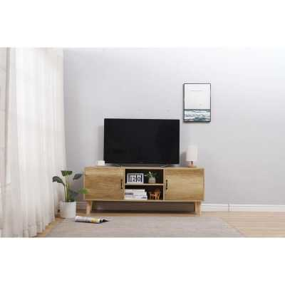 """Lavallie TV Stand for TVs up to 65"""" - Wayfair"""