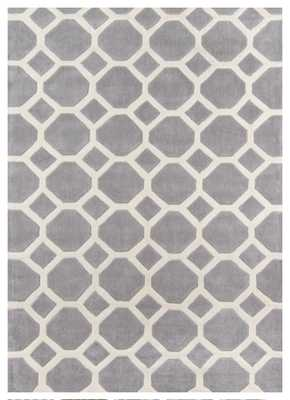 BS-21 GREY Rug - 8' x 10' - Sera Rugs