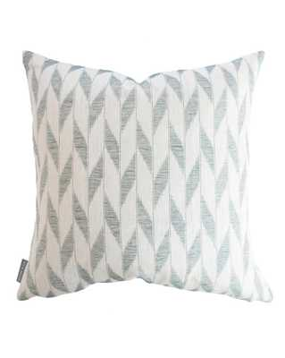 """FLORENCE PILLOW WITHOUT INSERT, 20"""" x 20"""" - McGee & Co."""