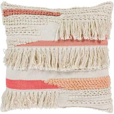 "Zaria Pillow, 20""x 20"" - Roam Common"