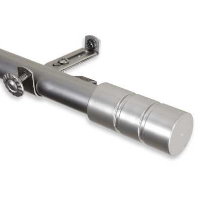 Chesson Single Curtain Rod and Hardware Set - AllModern