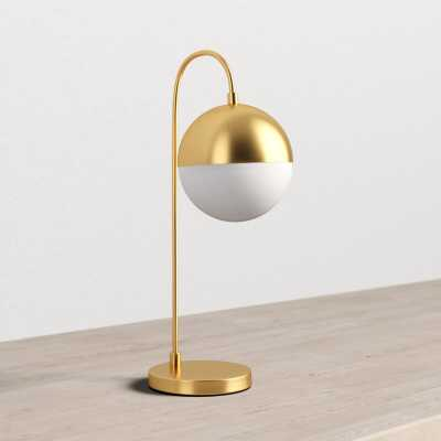 "Dunnes 21"" Desk Lamp - Wayfair"