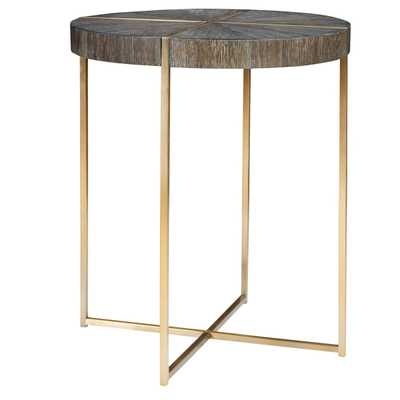TAJA ACCENT TABLE - Hudsonhill Foundry