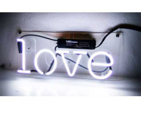 Love Neon Sign - Wayfair