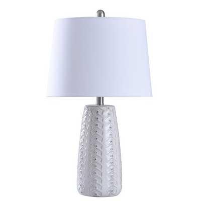 Harlan 24'' Table Lamp - Wayfair