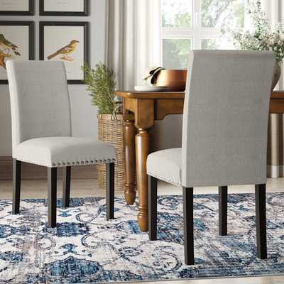 Luella Upholstered Dining Chair (Set of 2) - Birch Lane