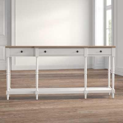 Belfort 70'' Console Table - Wayfair