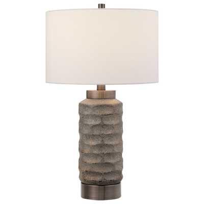 MASONRY TABLE LAMP - Hudsonhill Foundry