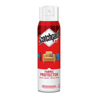 Scotchgard 14 oz. Fabric and Upholstery Protector - Home Depot