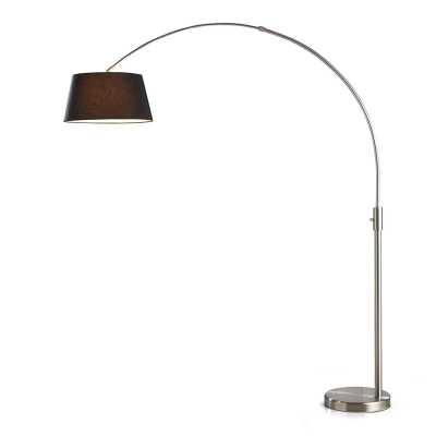 """Aldusa 82"""" Arched Floor Lamp - Wayfair"""
