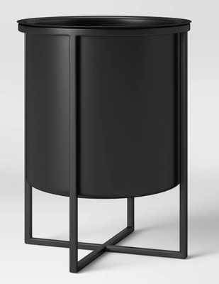 """Iron Planter With Black Stand - Project 62™ - 16"""" - Target"""