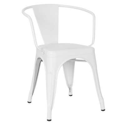 Lydd Dining Chair, White - AllModern