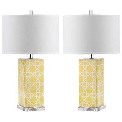 "Casale 27"" Table Lamp, set of 2 - Wayfair"