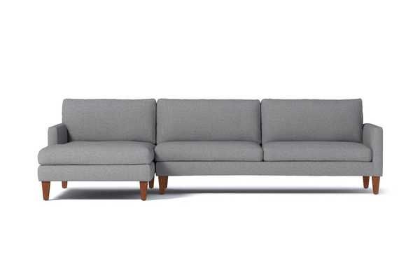 Formosa 2pc Sectional Sofa - Mountain Grey / LAF- Chaise on the Left - Apt2B