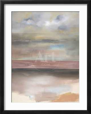 "Beyond, Framed Giclee Print, Chelsea Black, Final Size: 13""x16"" - art.com"