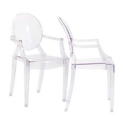 Oakdene Dining Chair, set of 2 - Wayfair